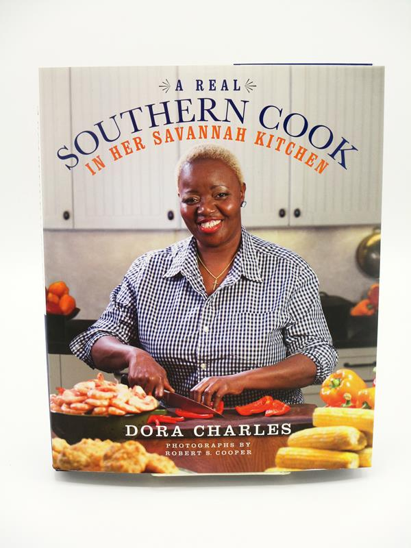 A Real Southern Cook in Her Savannah Kitchen